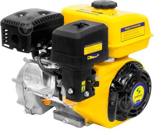 Двигун бензиновий Sadko GE-200 R PRO з редуктором - фото 2