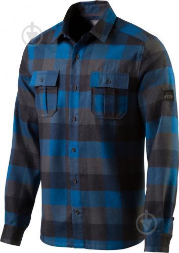 Рубашка McKinley Serra ux 280764-909046 р. L антрацит - фото 1