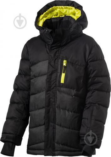 Куртка Firefly Tyson II jrs 280381-900057 р.164 черный - фото 1
