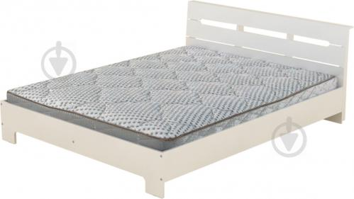 Ліжко Компаніт Стиль-160 160x200 см німфея альба