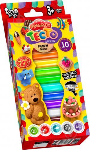 Тесто для лепки Danko Toys Master Do 10 шт. TMD-02-01 - фото 1