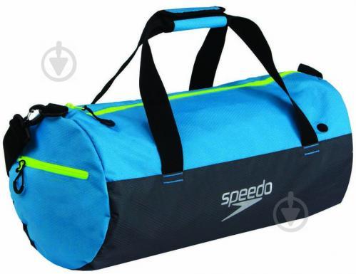 88821707257f ᐉ Спортивна сумка Speedo Duffel Bag 809190A670 сіро-блакитний ...