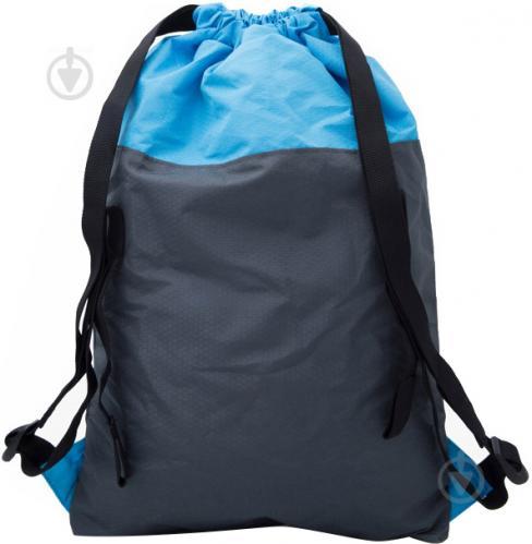Сумка-рюкзак Speedo Pool Bag 809063A670 сіро-блакитний - фото 2