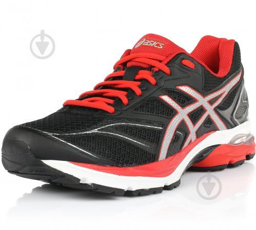 Кросівки Asics GEL-PULSE 8 T6E1N-9023 р.10.5 чорно-червоний - фото 2