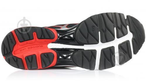 Кросівки Asics GEL-PULSE 8 T6E1N-9023 р.10.5 чорно-червоний - фото 5