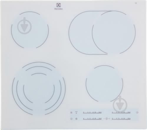 Варильна поверхня Electrolux EHF 96547 SW - фото 1