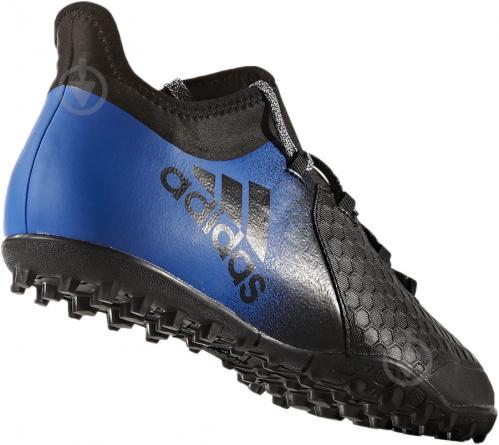 Футбольные бутсы Adidas X TANGO BA9470 р. 9 черно-синий - фото 3