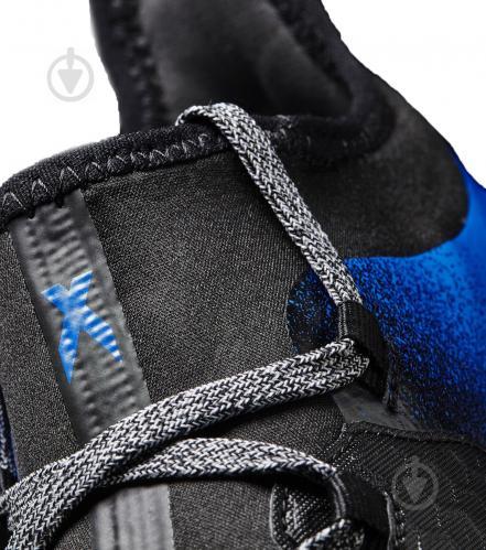 Футбольные бутсы Adidas X TANGO BA9470 р. 9 черно-синий - фото 7