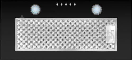 Витяжка Perfelli BI 6562 A 1000 BL LED Glass - фото 3