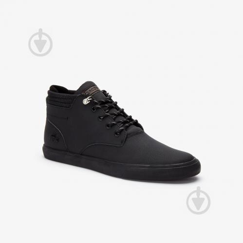 Ботинки Lacoste 738CMA003002H р. 7,5 черный
