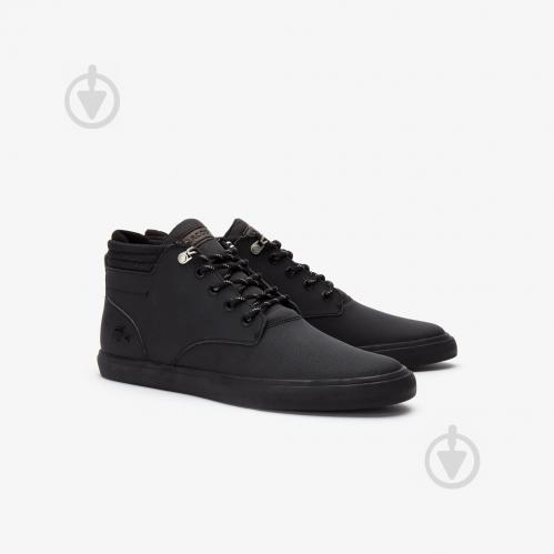 Ботинки Lacoste 738CMA003002H р. 7,5 черный - фото 2
