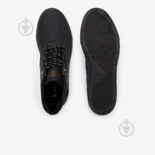 Ботинки Lacoste 738CMA003002H р. 7,5 черный - фото 4