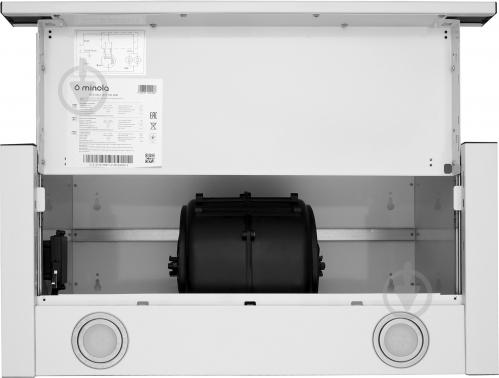 Вытяжка Minola HTL 6312 WH 750 LED - фото 5