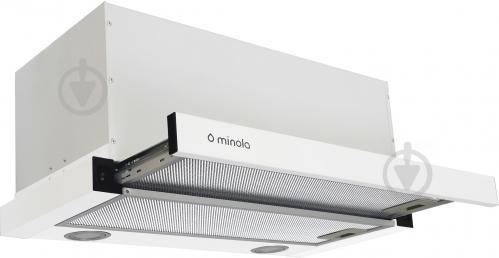 Вытяжка Minola HTL 6312 WH 750 LED - фото 2