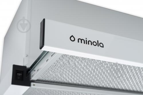 Вытяжка Minola HTL 5612 WH 1000 LED - фото 5