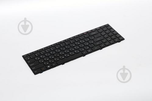 Клавиатура для ноутбука Lenovo 100-15IBY/300-15/B50-10/Black RU черная рамка (A2067O) - фото 1