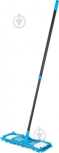 Швабра плоская для пола Fiora® с резиновой основой 35 см - фото 1