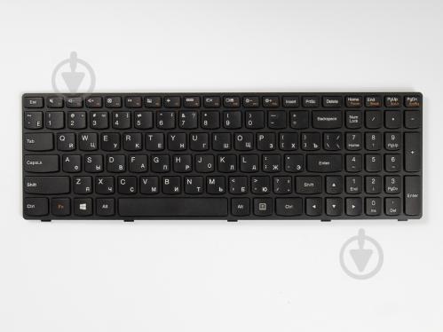 Клавиатура для ноутбука Lenovo IdeaPad G700/G710 Черная (A2112) - фото 1