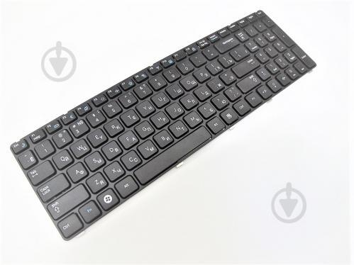 Клавиатура Cameron Sino для ноутбука SAMSUNG R578/R580/R588/R590 Black RU (A52054) - фото 1