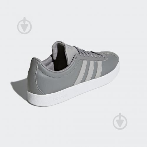Кроссовки Adidas VL COURT 2.0 B43818 р.9 серый - фото 5