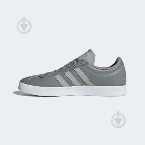 Кроссовки Adidas VL COURT 2.0 B43818 р.9 серый - фото 6