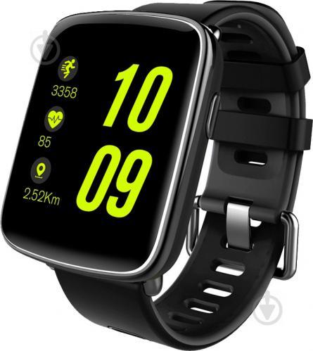ᐉ Смарт-годинник Nomi W20 black • Краща ціна в Києві a3c6339afd483