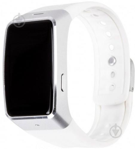 ᐉ Смарт-годинник MyKronoz ZeWatch4 silver white • Краща ціна в ... 16f4ad2e983da