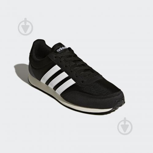 Кроссовки Adidas V RACER 2.0 BC0106 р.11 черный - фото 4