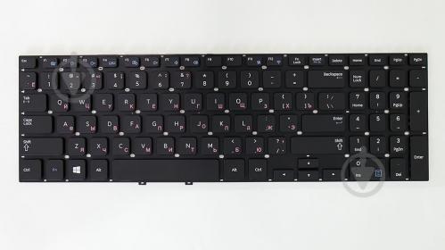 Kлавиатура Cameron Sino для ноутбука NP270E5E/NP300E5V/NP350E5C Black RU (A11702) - фото 1