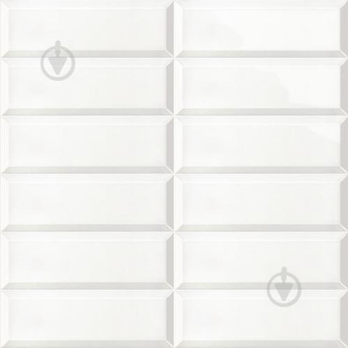 Плитка Mainzu Solid Bissel Blanco Brillo 10x30 - фото 1