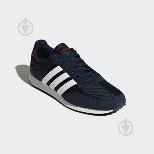 Кроссовки Adidas V RACER 2.0 CG5706 р.8 темно-синий - фото 4