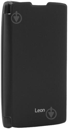 Накладка на корпус Voia Leon - Flip Case для LG Leon Y50 black (Leon) c774120056c63