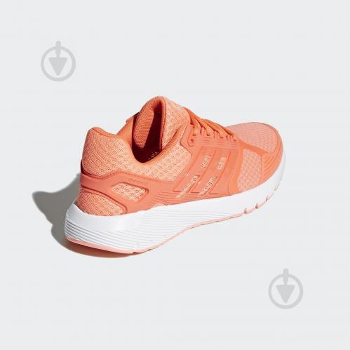 Кроссовки Adidas duramo 8 w CP8755 р.5 оранжевый - фото 5