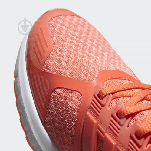 Кроссовки Adidas duramo 8 w CP8755 р.5 оранжевый - фото 7