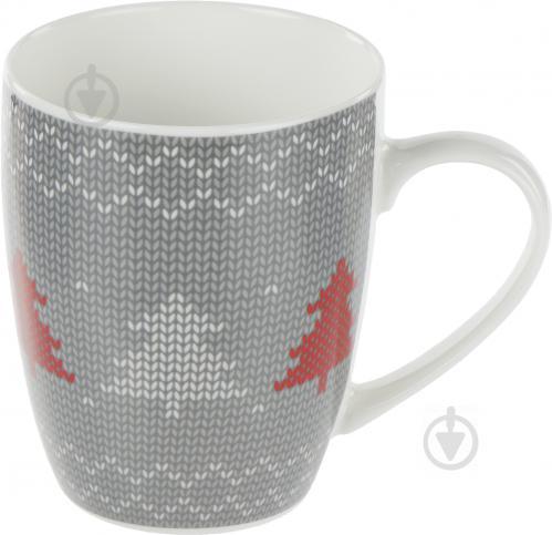 Чашка Вязаная елка 360 мл Keramia - фото 3