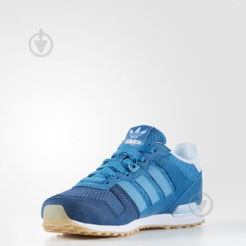 d5a58d78 ᐉ Кроссовки Adidas ZX 700 J S76241 р.3,5 синий • Купить в Киеве ...