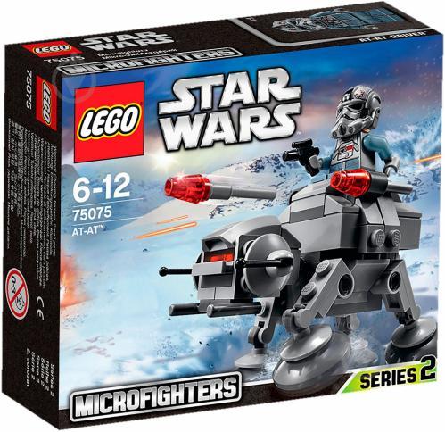 Конструктор LEGO Star Wars Бронированный вездеход 75075