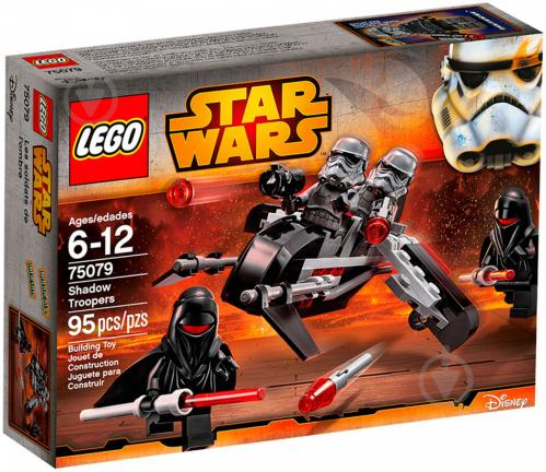 Конструктор LEGO Star Wars Воїни Тіні 75079 - фото 1