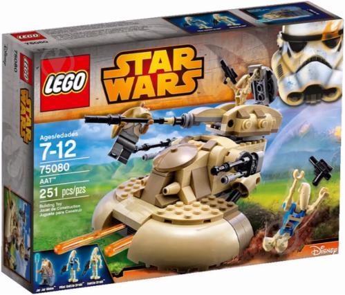 Конструктор LEGO Star Wars Броньований штурмовий танк AAT 75080 - фото 1
