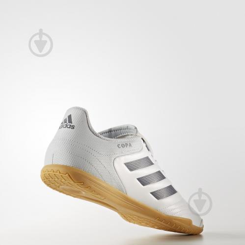 Бутсы Adidas Copa 17.4 IN S77149 р. 10,5 белый - фото 5