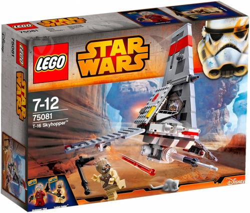 Конструктор LEGO Star Wars Скайхопер T-16 75081 - фото 1