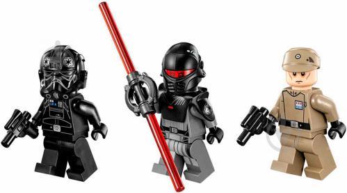 Конструктор LEGO Star Wars Улучшенный прототип TIE-истребителя 75082 - фото 4