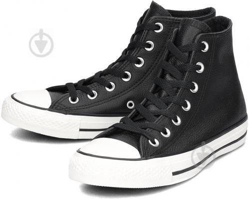 ᐉ Кеди Converse CTAS HI BLACK EGRET BLACK 157468C р. 8 чорний ... 0237e985a2a59