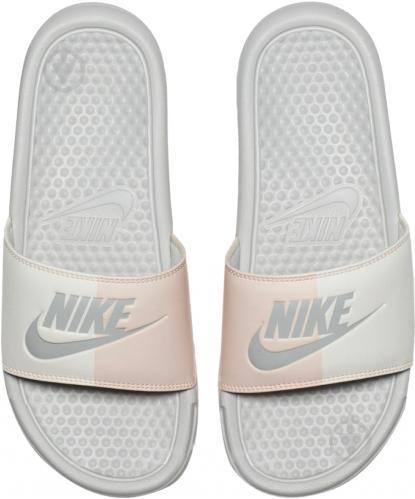 52fae4ec ᐉ Тапочки для басейна Nike WMNS BENASSI JDI 343881-005 7 бежевый ...