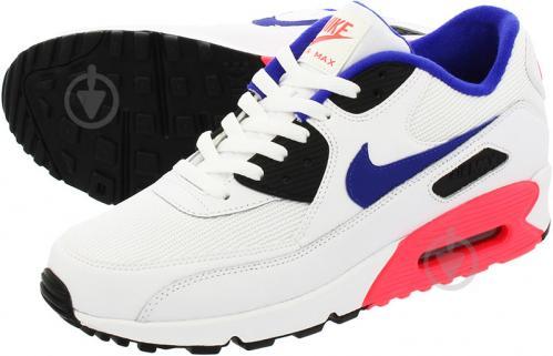 7bd14318 ᐉ Кросівки Nike Air Max 90 Essential 537384-136 р.10 білий • Краща ...