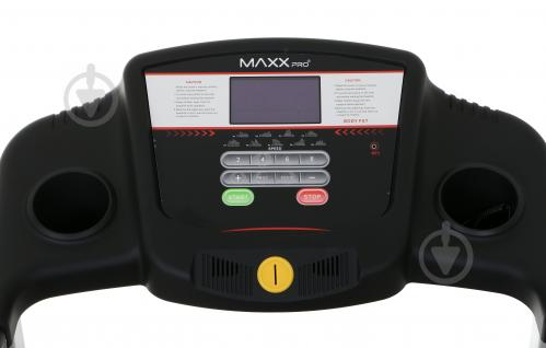Бігова доріжка MaxxPro Motorized Treadmills (340N) - фото 7