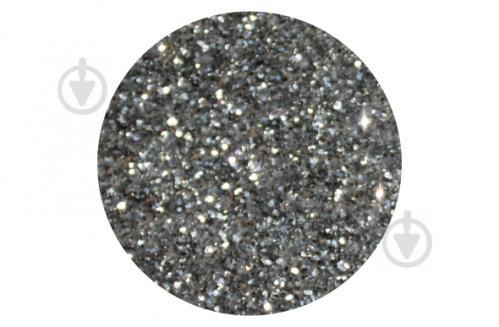 Блиск Bioplast срібний 0,015кг - фото 1