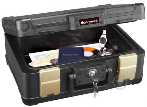 Сейф Honeywell огнестойкий и водостойкий 1103G - фото 1