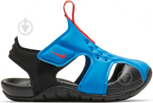 62a7082f ᐉ Сандали Nike SUNRAY PROTECT 2 (TD) 943827-400 р. 9С синий ...