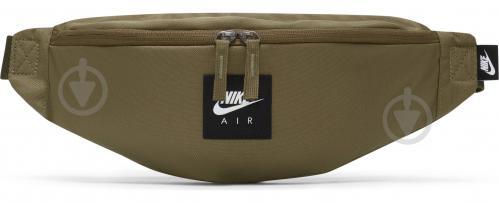Сумка на пояс Nike Air Heritage DC7356-222 хакі - фото 1